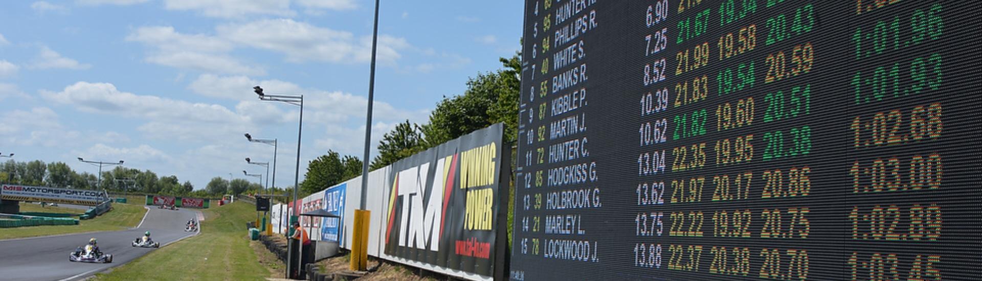 tvkc karting club lincolnshire where to stay